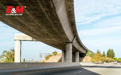 Apoyos de neopreno para puentes