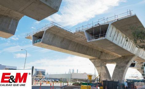 Conozca los elementos estructurales de un puente