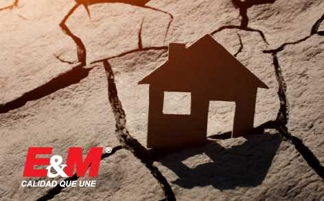 Contar con un sistema de protección ante eventualidades sísmicas es importante en cualquier edificación.