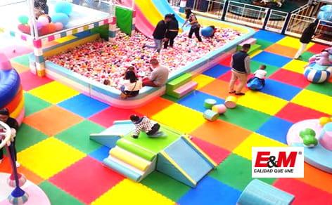 Adecuar los espacios destinados para niños y niñas es necesario para garantizar su seguridad.