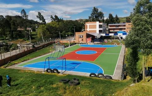 Colegio Técnico Luis Antonio Escobar | Villapinzón | Cundinamarca