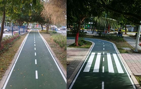 Ciclo-ruta Bucaramanga