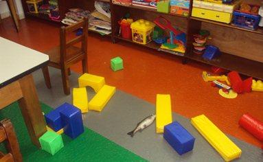 Jardines infantiles seguros con eym for Jardin infantil